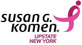 Susan G, Komen Upstate New York